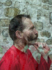 reconstructed image, 566 x 754 pixels
